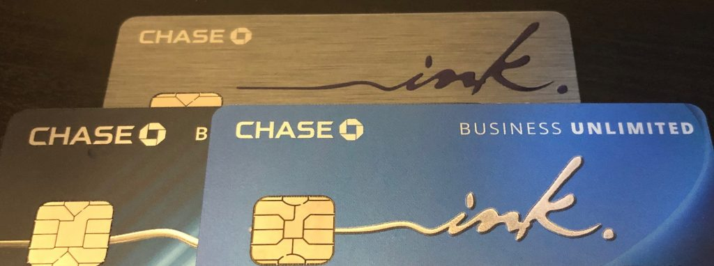 Chase Ink Cards
